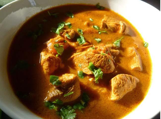 Chicken Mugalai