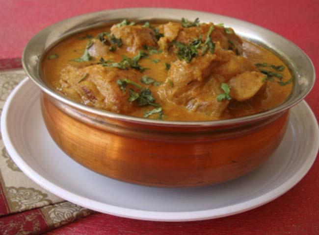 Chicken Murgh Mushllam