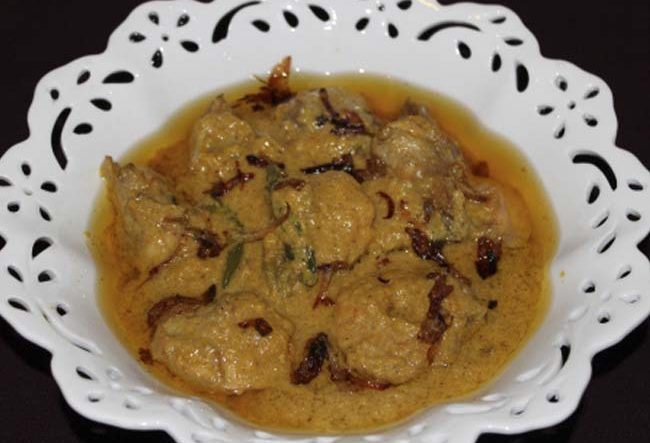 Chicken Shahi Zaffrani