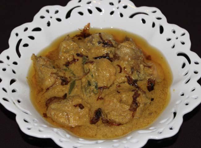 Chicken Shahi Zaffrani