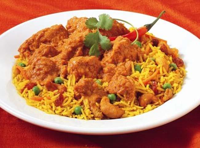 Chicken Zalzala