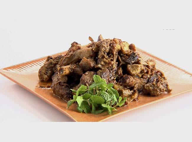 Mutton Kali Mirchi