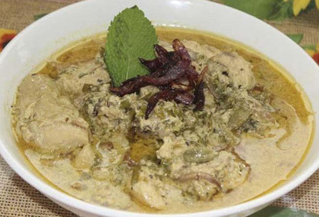 Shahi Dum Ka Chicken